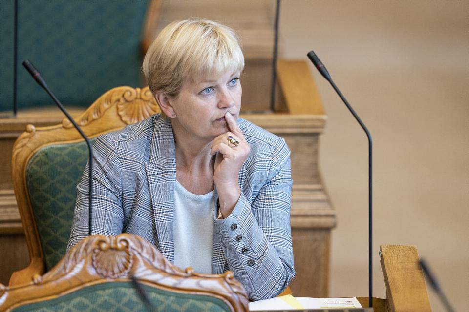 Tidligere minister Eva Kjer Hansen (V) vil forsøge at blive Venstres kandidat til borgmesterposten i Kolding Kommune. (Arkivfoto)